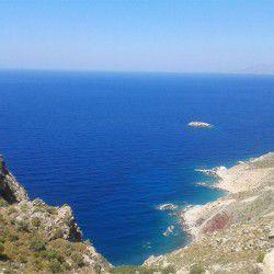 photo of sea  shore, Tilos, travel & discover mysterious Greece