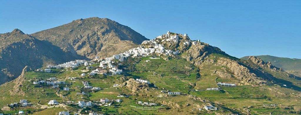 Serifos The Island of Medusa in Greece Travel Guide