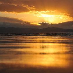 Sunset © Tassos Arapis by Flickr