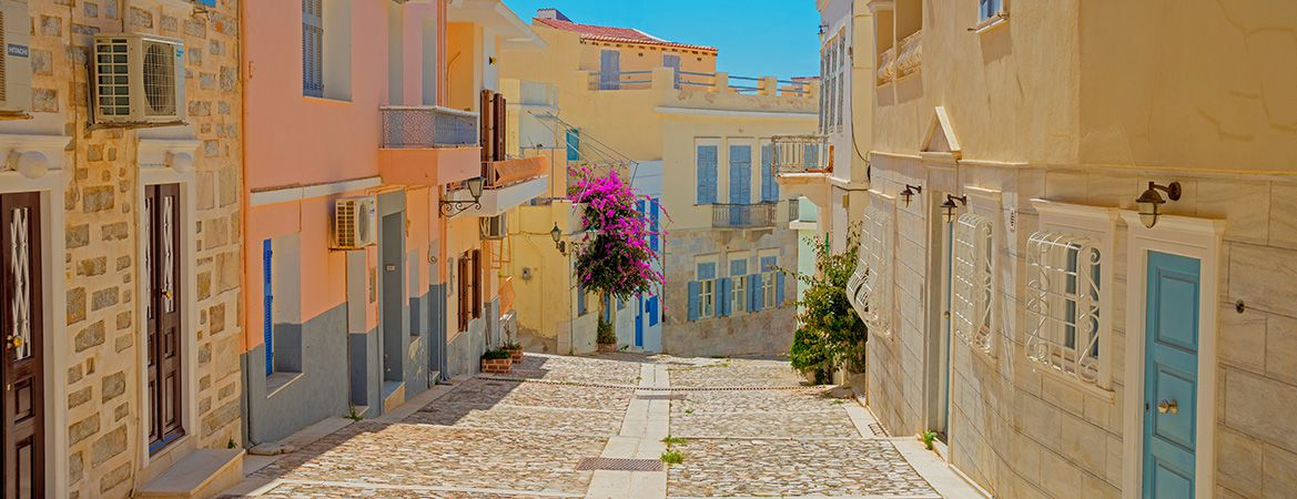 Syros Island in Greece The Duchess of the Aegean Travel Guide