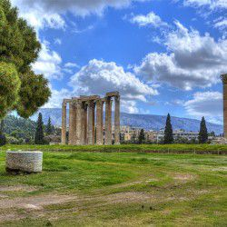 Temple of Zeus © Shutterstock