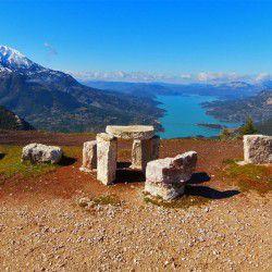 photo of tsagaralonafidakia village, Karpenisi, travel & discover mysterious Greece