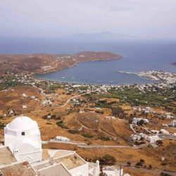 View from Agios Konstantinos Church © Mysteriousgreece.com