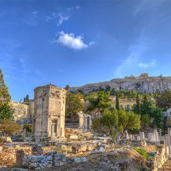 View o Acropolis