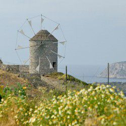 Windmill © Visit Greece by Flickr