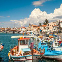 Aegina Town