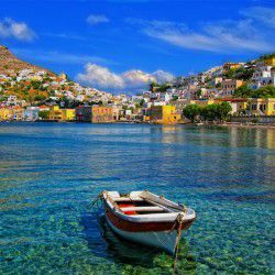 photo of agia marina, Leros, travel & discover mysterious Greece