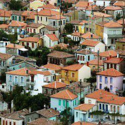 Agiassos Village