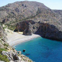 Agiofarago Beach © Matala-Nikos.com