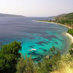 Agios Dimitrios Beach © Rupert Brun by Flickr