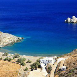 Agios Georgios Beach © Giorgos Dachris by Flickr