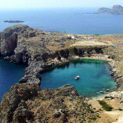 Agios Pavlos beach © Sergio Veludoby Fotopedia