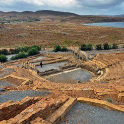 photo of archaeologicalsitehephaestia, Lemnos, travel & discover mysterious Greece