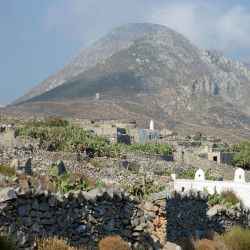 photo of asfontilitis village, Amorgos, travel & discover mysterious Greece