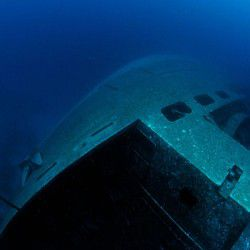 photo of britannic shipwreck, Kea, travel & discover mysterious Greece