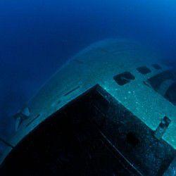 Britannic Shipwreck