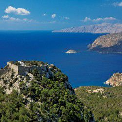 Castle of Monolithos © Official Website of Rhodes