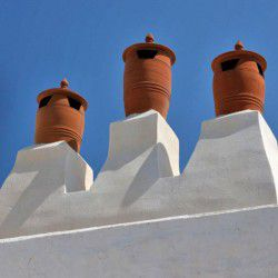 Ceramic Chimneys © Nikita by Flickr