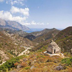 photo of chapel agios konstantinos, Karpathos, travel & discover mysterious Greece