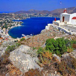 photo of chapelof pan agia, Leros, travel & discover mysterious Greece