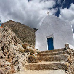 Chapel of Timios Stavros © Hubert J by Flickr