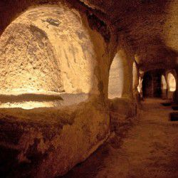Christian Catacombs © Official Website of Milos