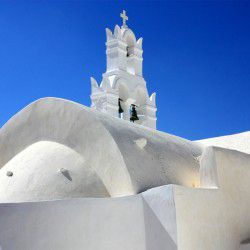 photo of church, Anafi, travel & discover mysterious Greece