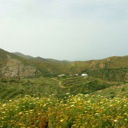photo of country  side, Anafi, travel & discover mysterious Greece