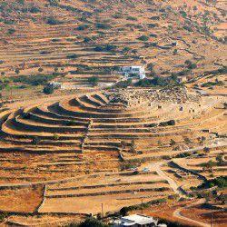 photo of cycladicsettlementskarkos, Ios, travel & discover mysterious Greece