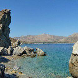 photo of eristos beach, Tilos, travel & discover mysterious Greece