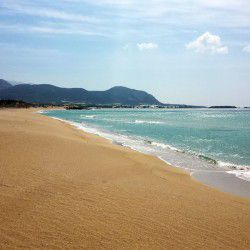 photo of falasarna beach, Chania, travel & discover mysterious Greece