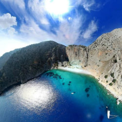 Agios Georgios Disalonas Beach © yourgreekisland.com