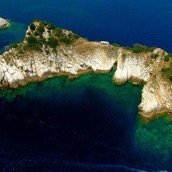 Gramvousa Isle