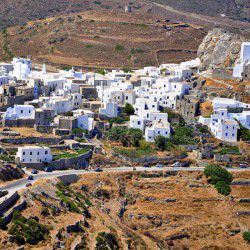 photo of hora, Amorgos, travel & discover mysterious Greece