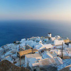 photo of hora, Anafi, travel & discover mysterious Greece