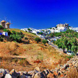 Hora of Patmos © Shutterstock