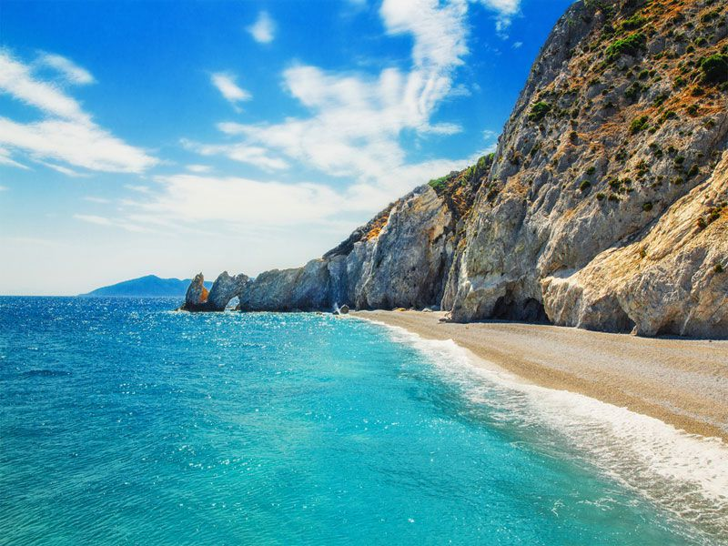 Lalaria Beach, Skiathos © Shutterstock