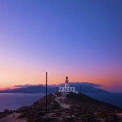 photo of light house, Mykonos, travel & discover mysterious Greece