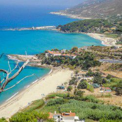 Livadi Beach © Visitikaria.gr