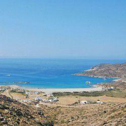 photo of manganari beach, Ios, travel & discover mysterious Greece