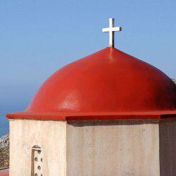 Monastery of Agios Mammas ©Anjčiby Flickr