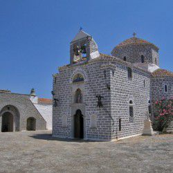 Monastery of Prophet Elias © Salvatore Mugliett by Flickr