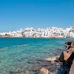 photo of naoussa, Paros, travel & discover mysterious Greece