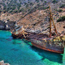 Olympia Wreck