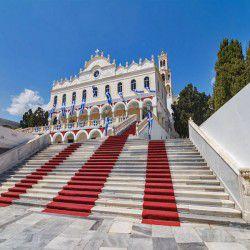 Panagia Evangelistria Monastery © Shutterstock