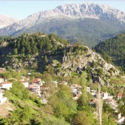 Panourgias village © Avragio by Wikimedia