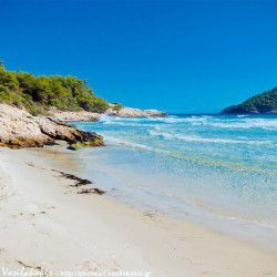 photo of paradise beach, Thassos, travel & discover mysterious Greece