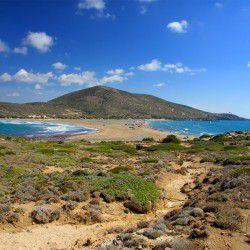 Prasonisi Isle © Shutterstock