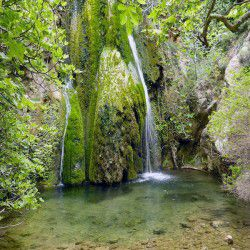 Rihti Waterfall © Nikosr47 by Flickr