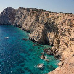 photo of rockyformations, Gavdos, travel & discover mysterious Greece